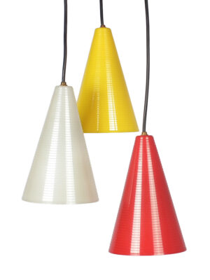 60s lamp colorful