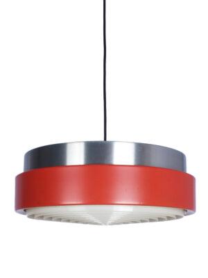 Orange lamp 60s