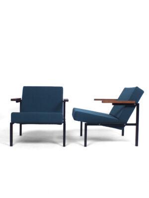 Blue chair SZ 63 - M. Visser - Spectrum