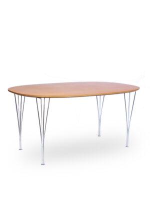 Super-Elliptical table – Fritz Hansen – P. Hein