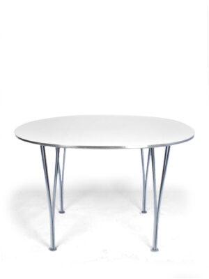Supercircular table – Fritz Hansen – P. Hein