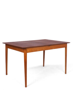 Extendable dining table - Pastoe