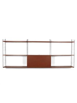 Modular wall system - N. Strinning - AB String