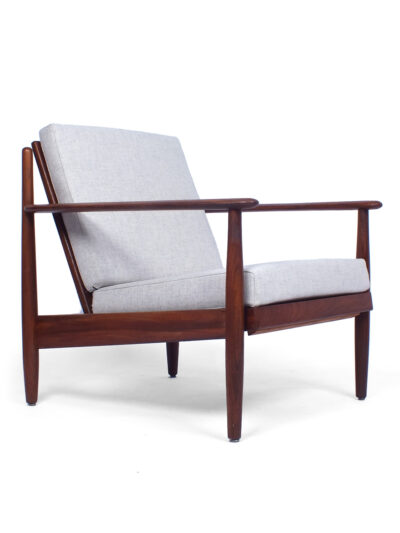 lounge teak chair fifties