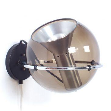 """Globe"" wandlamp – Frank Ligtelijn – Raak Amsterdam"