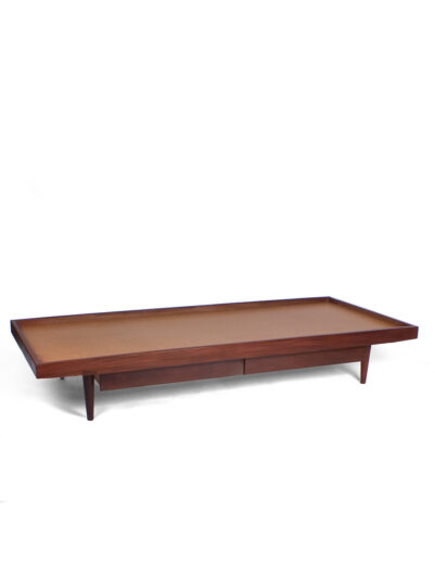 Scandinavian style daybed with drawers