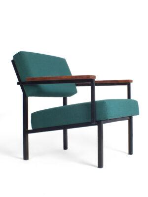 36DLA Chair – G. vd Sluis – Van der Sluis Stalen Meubelen