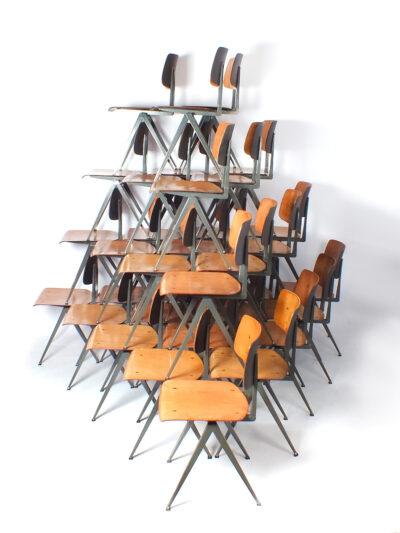 Galvanitas schoolstoelen