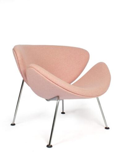 Pink Orange Slice – Artifort – Pierre Paulin