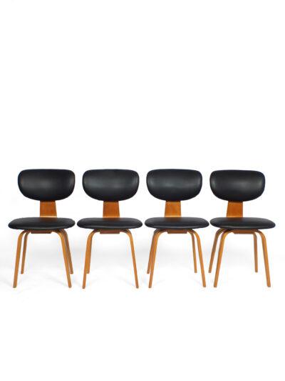 Set Pastoe stoelen - C. Braakman