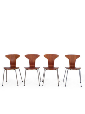 Set van 4 Mug - Arne Jacobsen - Fritz Hansen