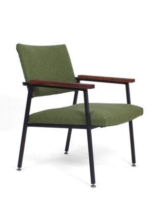 Groene fauteuil Gispen Z10