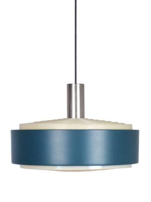 blauwe philips lamp