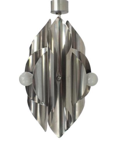 Chromen hanglamp