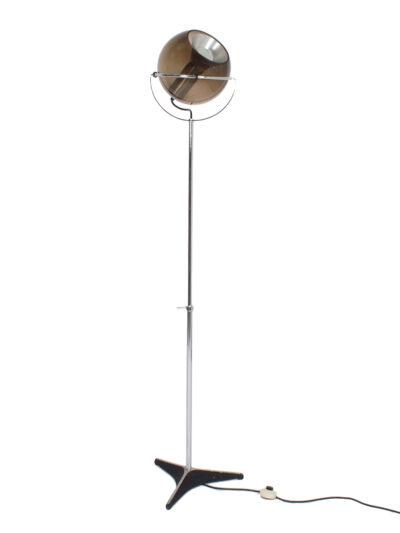 """Globe"" vloerlamp – Frank Ligtelijn – Raak Amsterdam"