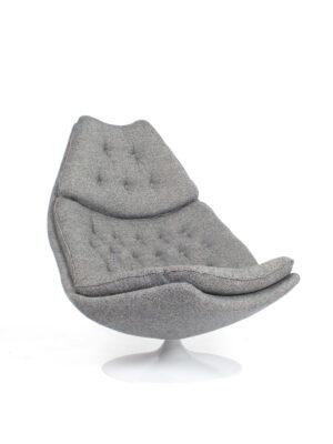 Swivel armchair – G. Harcourt – Artifort