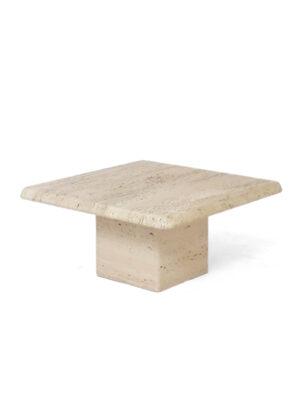 Travertin salontafel
