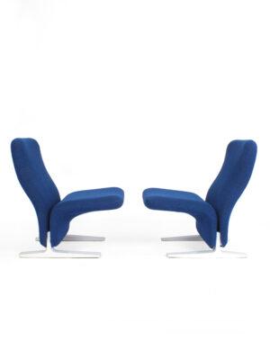 "F780 ""Kwekkie"" stoel - P. Paulin - Artifort"