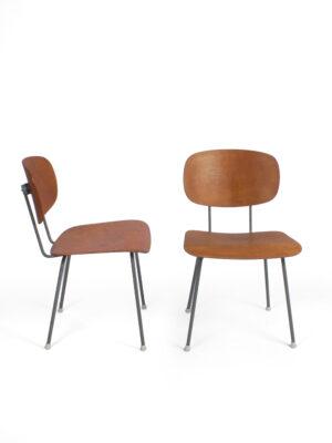 Gispen 116 stoel - Wim Rietveld