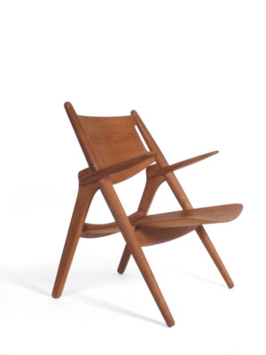 Sawbuck chair - Wegner - Carl Hansen