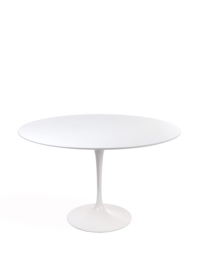 Eetkamer tafel Saarinen Knoll Tulip voet