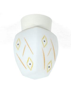 plafondlamp 50s