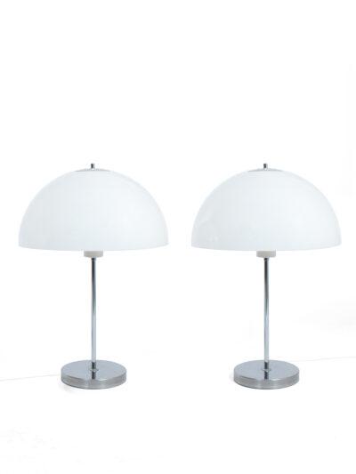 set tafellampen