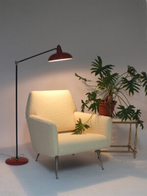 Boucle-chair