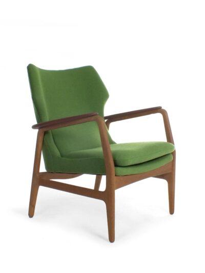 Groene Bovenkamp stoel