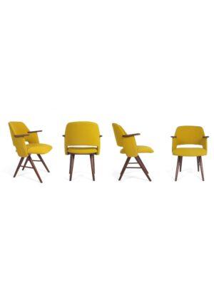 Set Pastoe stoelen