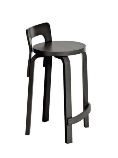High chair K65 - Alvar Aalto - Artek