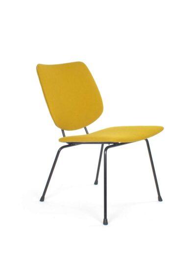 Gele kembo stoel