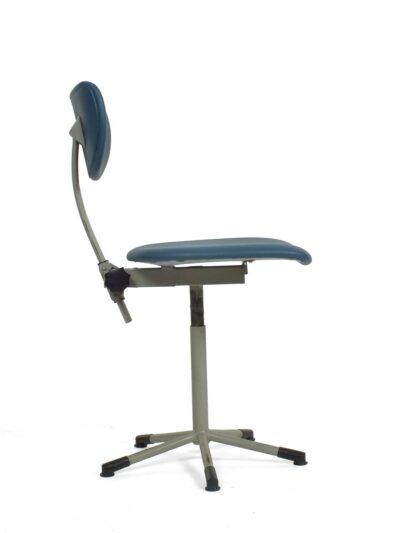 Verstelbare bureaustoel - De wit