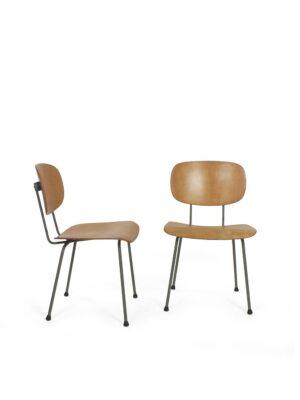 Gispen stoelen - Wim Rietveld