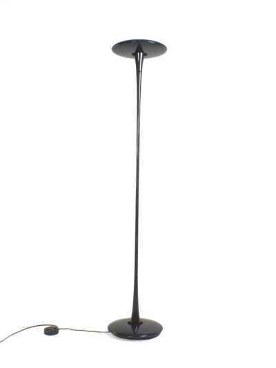 Hoge vloerlamp met halogeen dimmer