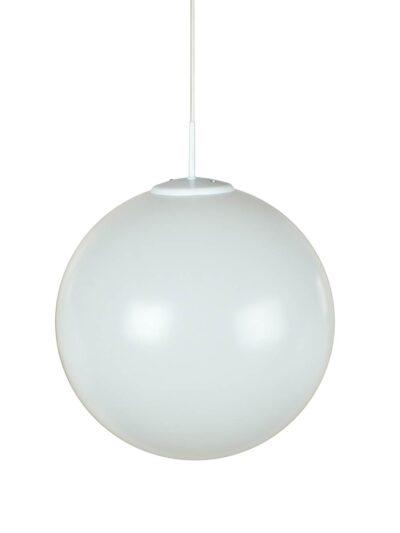 kunststof hangende bollampen